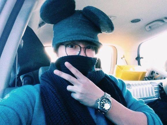 Donghae_selca