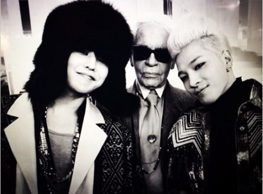 G-Dragon-Taeyang-Karl-Lagerfield
