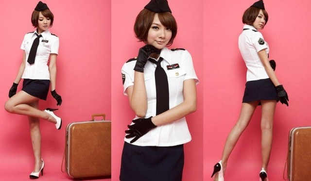 Sexy-font-b-Flight-b-font-font-b-Attendant-b-font-Stewardess-Air-Hostess-Costume-Halloween