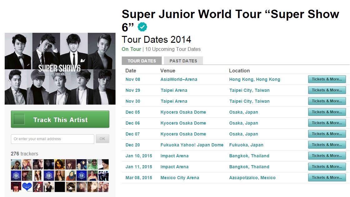 Super Junior 2015